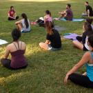 Yoga at UC Davis