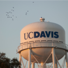UC Davis tower