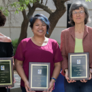 2018 Outstanding Staff Award Winners